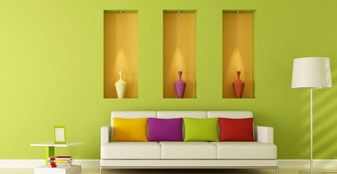 Interior Design Painting in Charlotte